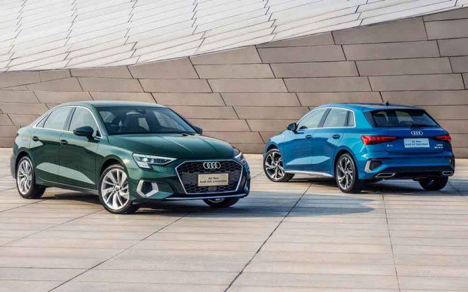 Audi A3 Sedan e A3 Sportback 2022 já estão em pré-venda no ...